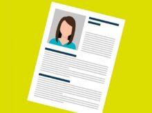 Descubra algumas dicas simples para preparar seu currículo e conseguir emprego.